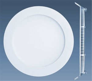 4W LED Panel Light, Round LED Panel Lamp pictures & photos