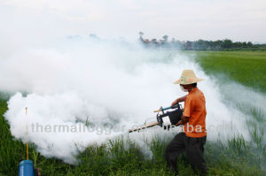 High Grade Petrol Pulse Jet Motive Power Sprayer for Dengue Fever,  Disinfection Sterilizer Insect Mosquito Fogger Machine