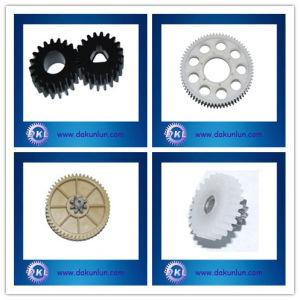 Precision Custom Nylon Transmission Gear (DKL-G1208)