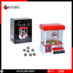 Mini Coin Pusher Machine (SLW856) pictures & photos