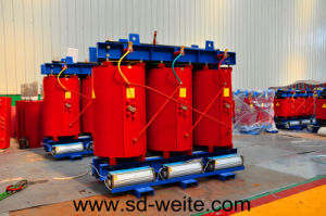 China Resin Moulded Dry-Type Distribution Power Transformer for Power Supply