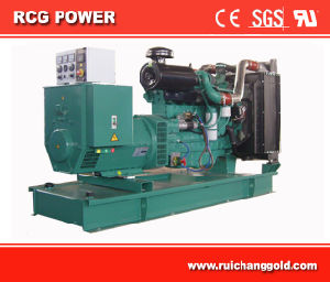 Diesel Generator Set Powered by Cummins Engine (R-DC150)