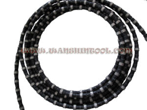Fast Cutting Diamond Wire Saw for Concrete pictures & photos