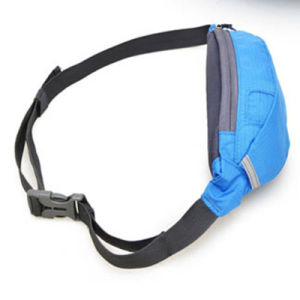Waterproof Nylon Ultralight Outdoor Sports Waist Belt Running Bag pictures & photos