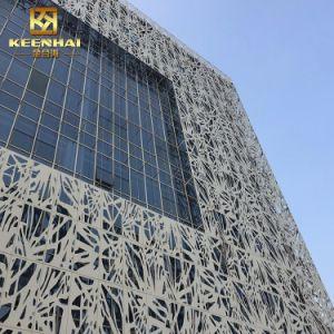 China Wall Cladding Materials Laser Cut Exterior Wall Facade (Keenhai-CW002)