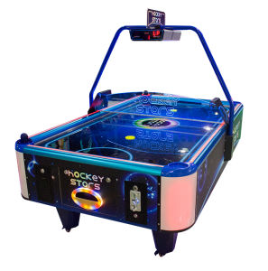 China Air Hockey Star Manual Musical Kids Redemption Sport Arcade