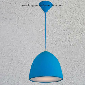 Cheap Price for Hanging Pendant Lamp in Silicone for Six Colors pictures & photos