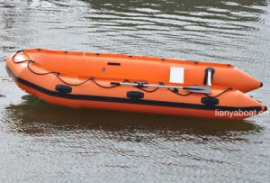 Liya 3.3m Cheap PVC Inflatable Boat Manufacturers Made in China pictures & photos