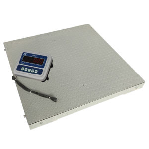 Heavy Duty Floor Scale Ground Scale of 3000kg pictures & photos