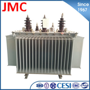 10kv ~ 35kv Oil Immersed Oil Type Distribution Power Transformer