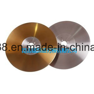 Big Circular Toilet Tissue Log Saw Blades/Knives