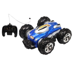 Tumbler Electric Car For Kids With Remote Control Battery Operated Cars Go Kart Wireless
