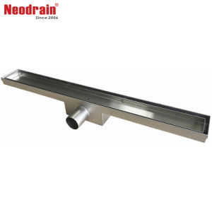 Neodrain A3 Linear Floor Shower Drain With Tile Insert Grate