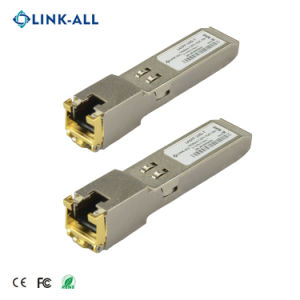 China 30m 10g Copper Rj45 Sfp Module China Copper Transceiver Sfp Module