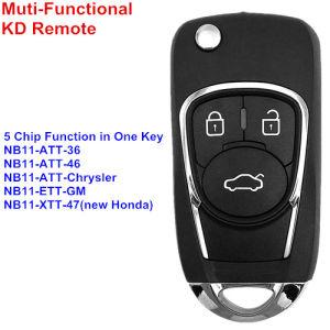 China Multi-Functional Universal Remote Key Keydiy Nb22-3 Remote Car