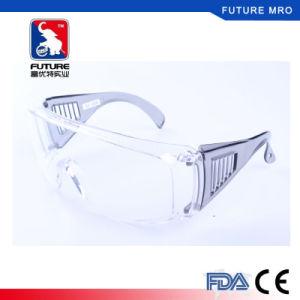Anti Scrath Anti Fog Safety Glasses UV Protected PC Lens with Ce En166 FDA  Fxa008