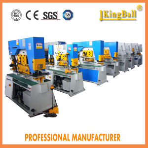 Iron Worker Q35y 25 High Performance Kingball Manufacturer pictures & photos