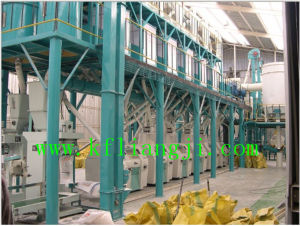 Maize Flour Mill/Maize Mill/ Corn Flour Milling Machine
