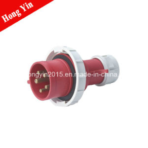 Made in China 5p Industry Electric Plugs with IP67