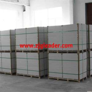 Decorative Fiber Glass Fireproof Magnesium Oxide Board Price pictures & photos