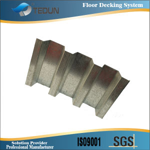 Galvanized Corrugated Steel Floor Decking Sheet, Construction Materials pictures & photos