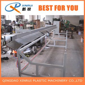 PE Plastic Profile Extrusion Making Line pictures & photos