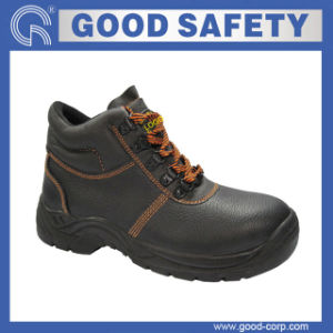 S3 Safety Shoes with Buffalo Leather (GSI-347)