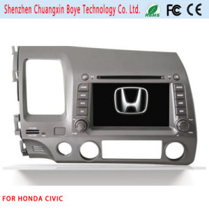 Blue Tooth/GPS Navigation Car DVD Player for Honda Civic