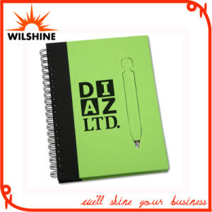 Custom Brand Name Notebook with Paper Pen (SNB122) pictures & photos