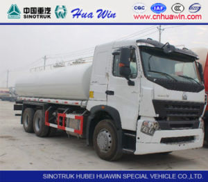 Sinotruk HOWO 6*4 Fuel Tank Truck pictures & photos