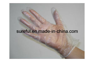 Powdered Vinyl Glove for Food Service pictures & photos