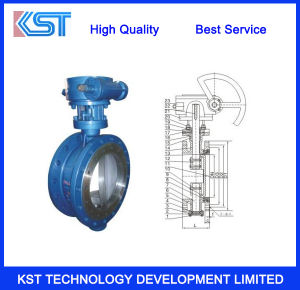 High Temperature Flange Buterfly Valves