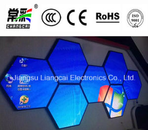 Irregular Full Color P5 LED Display Indoor Screen for Stage