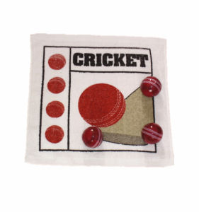 Cricket Ball Design Compressed Hand Towel (YT-617) pictures & photos