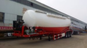 Powder Material Transport Semi Trailer pictures & photos