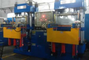 350ton Vacuum Rubber Machine for Rubber Products (KS350V3) pictures & photos