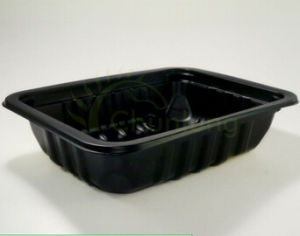 High Quality China Manufacturing Customizable Plastic Frozen Fish Tray pictures & photos