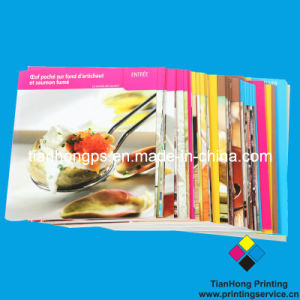Paper Color Card Offset Printing (OEM-PC004) pictures & photos