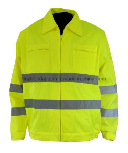 High Visibility Working Coat (EUR031)