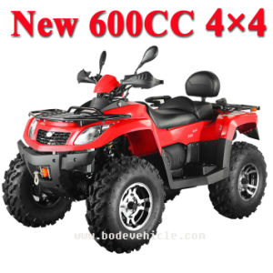 EEC 500cc Quad Bike 4X4 pictures & photos