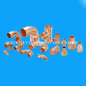ACR Copper Pipe Fittings for Refrigeration pictures & photos