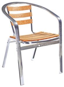 Wood Patio Furniture Outdoor Wooden Set Aluminum Chair Wbm 1