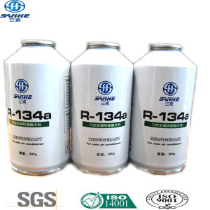 R134A Refrigerant Gas AC Refrigerant Exceed 99.9% Purity Gas for Cooling pictures & photos