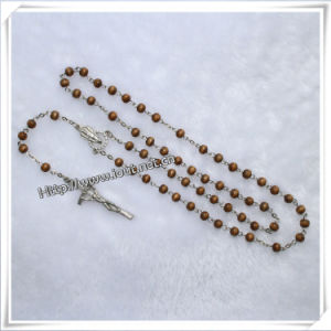 Wood Rosary, Glass Rosary, Metal Rosary, Cloisonne Rosary (IO-cr004) pictures & photos