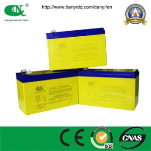 12V7ah Sealed Lead Acid Battery for Rid-on Toy Car
