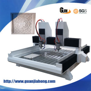 Granite, Marble, Bluestone, Sandstone, Heavy Duty Stone CNC Router Machine pictures & photos