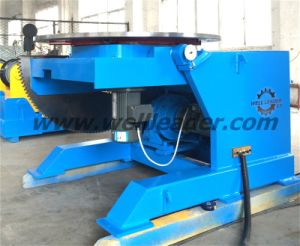 Heavy Duty Automatic Rotary Welding Positioner for Wind Tower