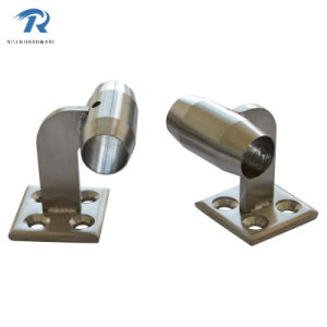 Stainless Steel Tube Holder for Rail (RSHF003)