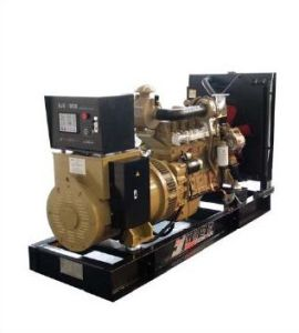 125kVA CE Cummins Diesel Generator Set with Marathon Alternator (HDC125)