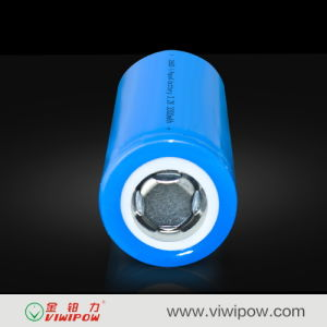 Tube Type Rechargeable Liep04 Battery for E-Bike (26650-3300)